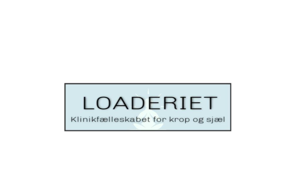 Logo Loaderiet - Gavekort