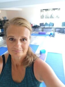 Yin yoga Annette Duun